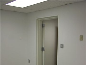 Anderson Co  Safe room Door