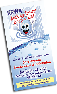 Register for the KRWA Conference